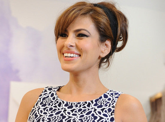 Eva Mendes launches bridal line for New York & Company