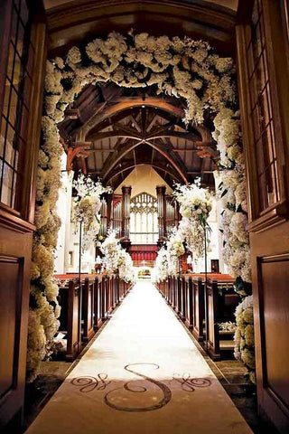 victorian themed wedding