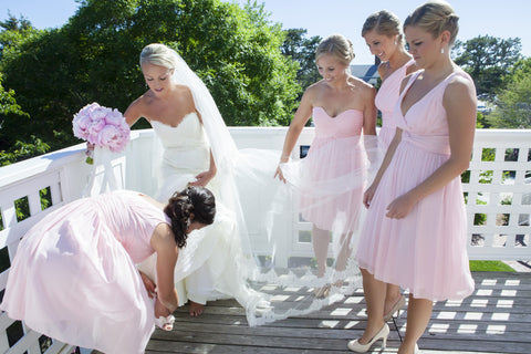 Heel Protectors: The Bridal Bundle - Solemates