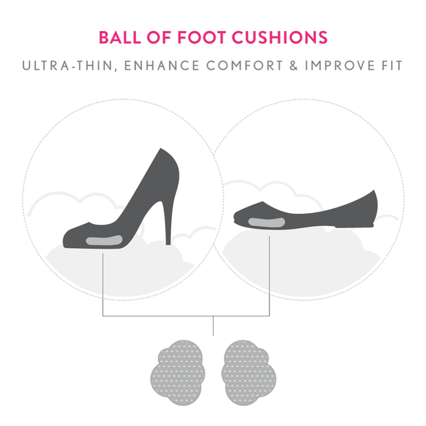 Ball of Foot Cushions