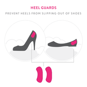 Heel Guards 3x - Solemates