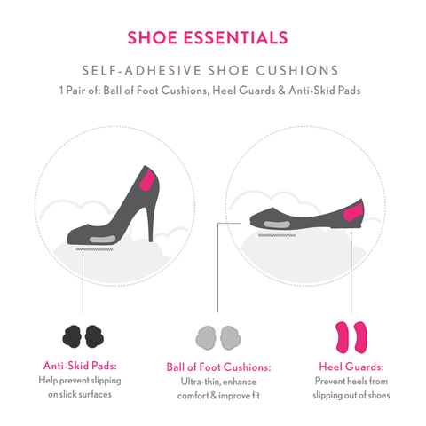 Shoe Essentials - Solemates