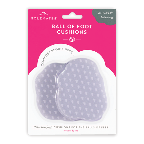 Ball of Foot Cushions - Solemates