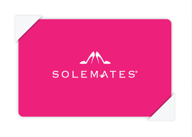 Gift Card $100 Value - Solemates