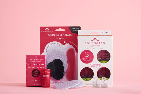 Bundle: Heel Protector Plus Absolute Comfort - Solemates