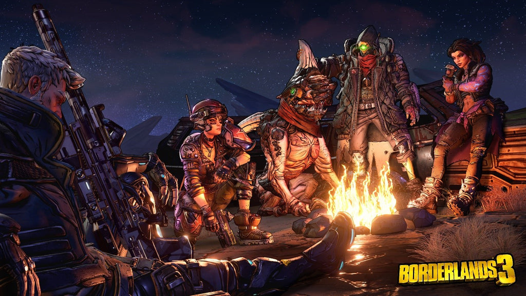 Borderlands 3: Everything We Know So Far Plus Guns with Legs