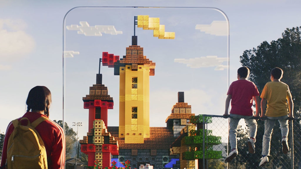 Minecraft Earth Coming Soon To IOS and Android This summer!