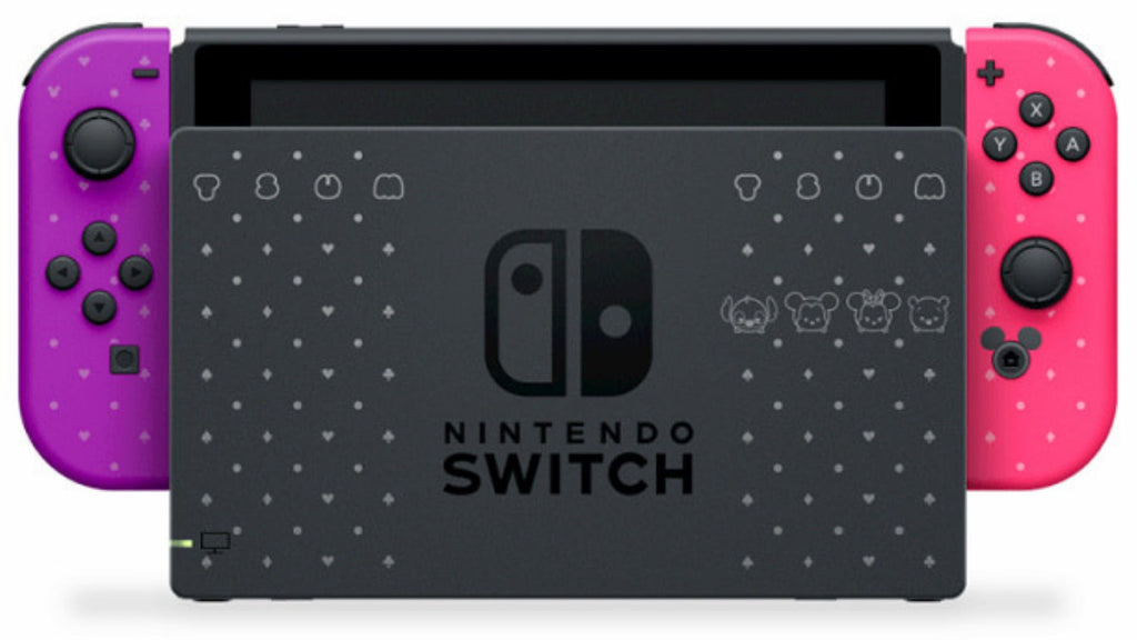 Nintendo Switch Gets a Disney Tsum-Tsum Limited Edition Console