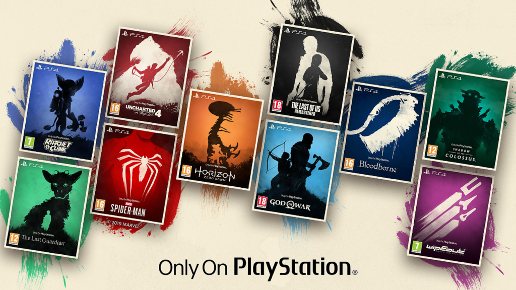 Sony Releases 'The Only On PlayStation Collection,' Redesigning 10 Exclusive Games