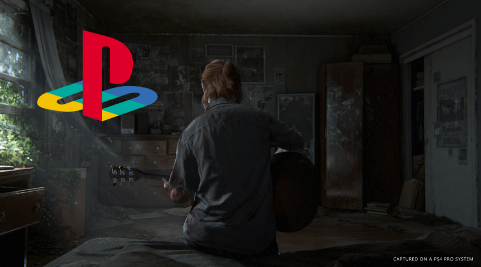 YouTuber Creates The Last of US Part II on Playstation One Using Dreams