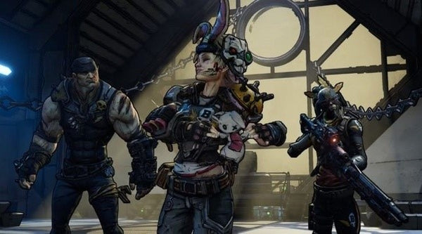 Borderlands 3 Family Reunion