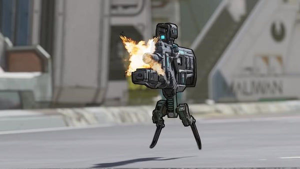 Guns with legs: Borderlands 3