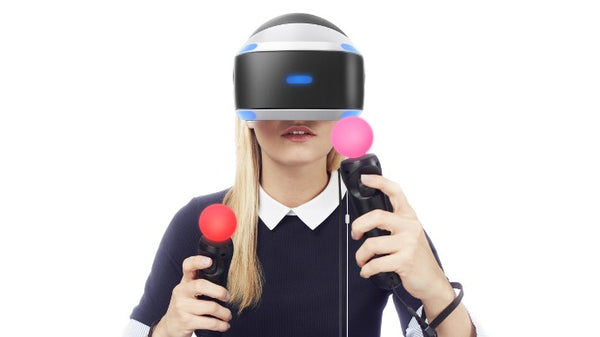 PSVR - Playstation Virtual Reality