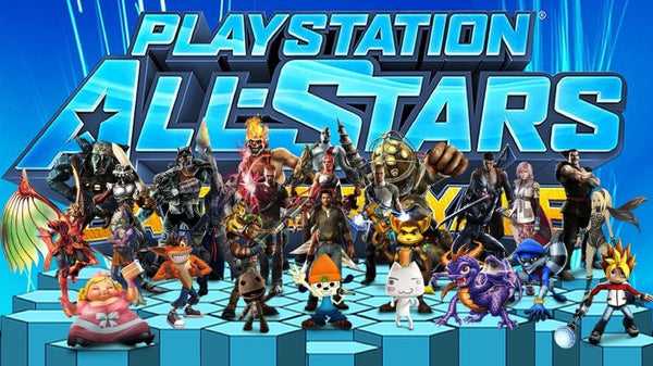 PlayStation All-Stars Battle Royale Arena line-up