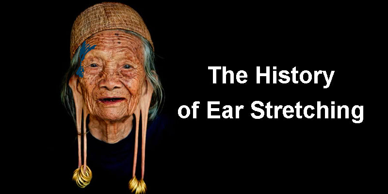 The history of why people have stretched ears