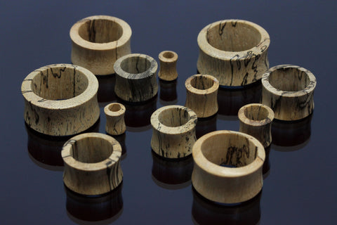 Tamarind Wood Tunnel Plugs (Pair) - PA22