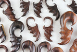 Wooden Bat Wings