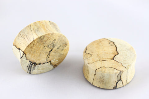 Tamarind Plugs for Stretched Ears