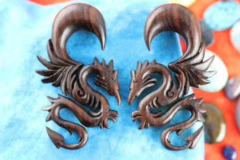 Serpent Dragon Plugs