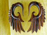 Wood Wings Plugs