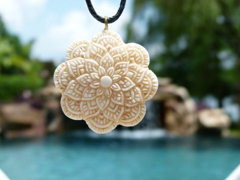 Mandala Necklaces