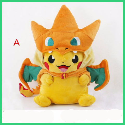 Pokemon Pikachu Figure Plush Stuffed Animal