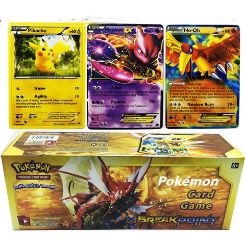 Pokemon Cards 408PCS/Set XYTrading Card