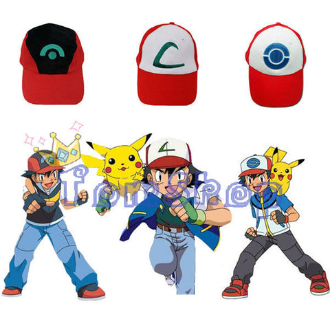 Pokemon Adjustable Hat