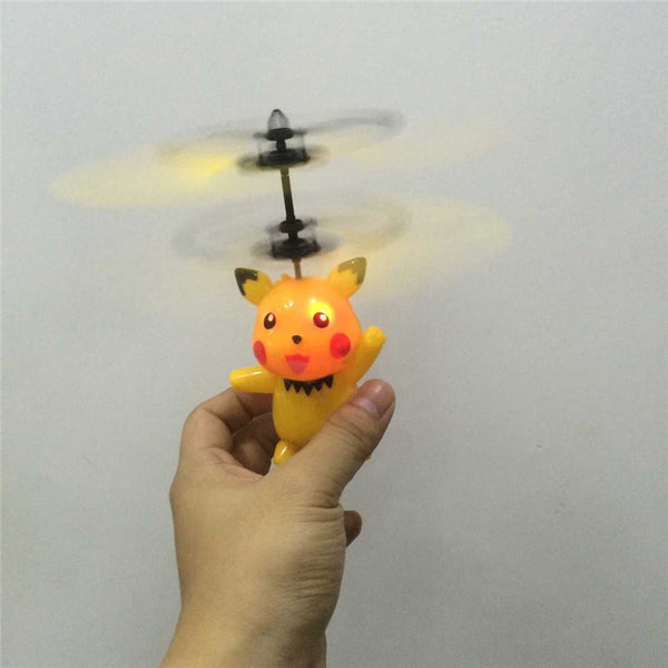 Pokemon Pikachu Flying Fairy, Control