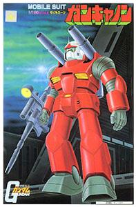 First Gundam 1/100 Guncannon