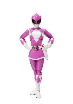 Pink Ranger Mighty Morphin Power Rangers S.H. Figuarts