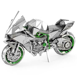 Kawasaki Ninja Motorcycle ICONX with COLOR