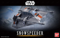 Bandai Star Wars 1/48 & 1/144 Scale - Snow Speeder Set