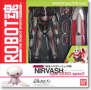 Robot Spirits < Side LFO > Nirvash Type Zero Spec2