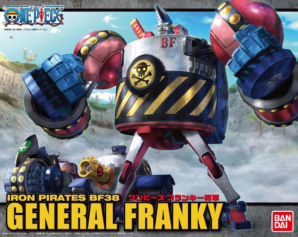 [ONE PIECE] Best Mecha Collection - General Franky (Iron Pirates BF38)