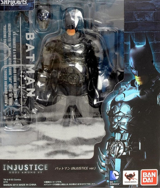 Batman (Injustice Ver.) S.H.Figuarts
