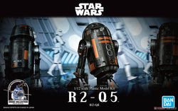 Bandai Star Wars 1/12 Scale - R2-Q5