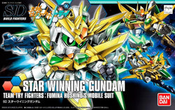 #30 Star Winning Gundam SDBF