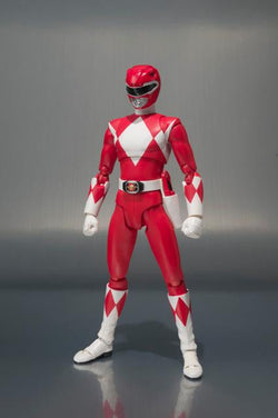 Red Ranger S.H.Figuarts Might Morphin Power Rangers