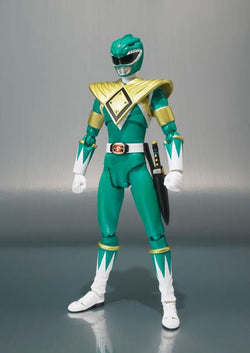 Green Ranger S.H.Figuarts Might Morphin Power Rangers