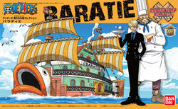 [ONE PIECE] Grand Ship Collection #10 Baratie