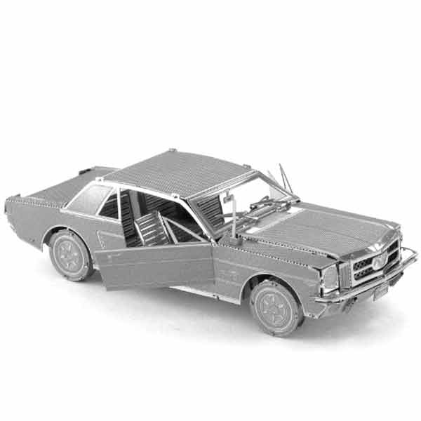 1965 Ford Mustang Coupe 3D Laser Cut Model