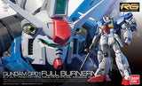 RG 1/144 #13 Gundam GP01 Full Burnern