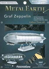 Graf Zeppelin 3D Laser Cut Model