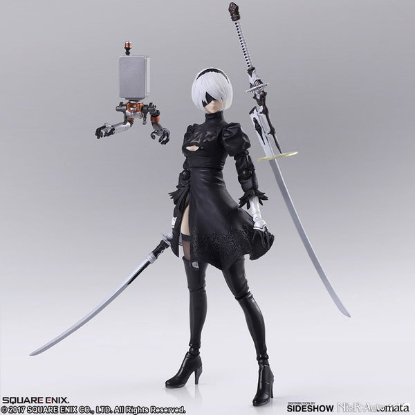 2B YoRHa No 2 Type B 2.0 (Bring Arts)