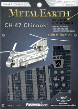 Metal Earth: CH-47 Chinook
