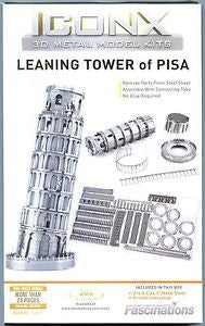 ICONX: Leaning Tower of Pisa
