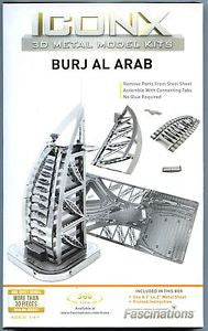ICONX: Burj Al Arab