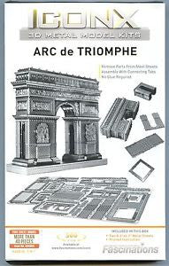 ICONX: Arc de Triomphe