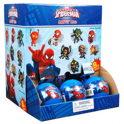 Marvel Minis Ball Capsules - Ultimate Spiderman Mini Figures (1 piece Style May Vary)